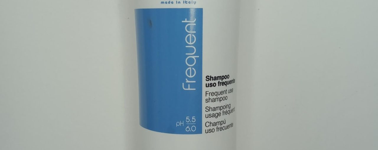 Shampoing a usage frequent