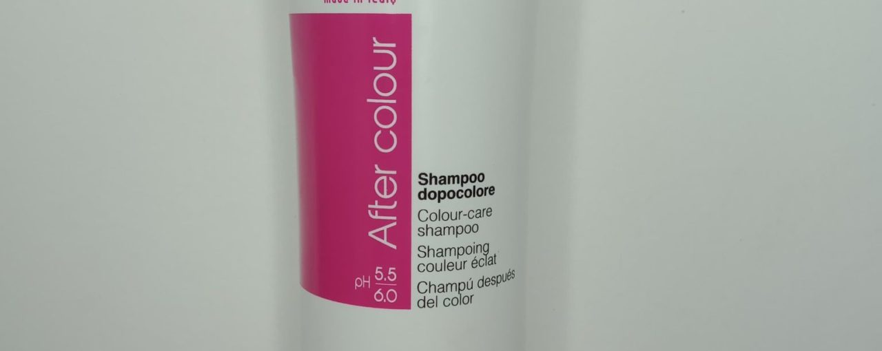 Shampoing couleur