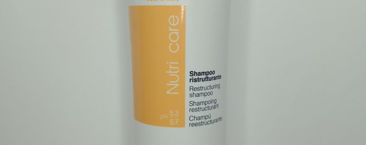 Shampoing restructurant